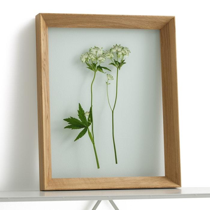 Moricey double glass frame , oak, Am.Pm. | La Redoute