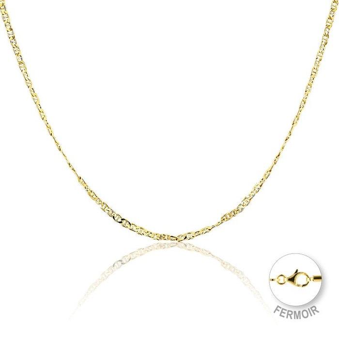 Collier or 375/1000 dore Cleor | La Redoute Livraison Gratuite Pour Pas Cher 5H8H4
