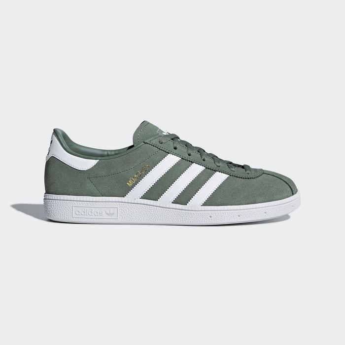 Chaussure münchen  vert Adidas Originals  La Redoute