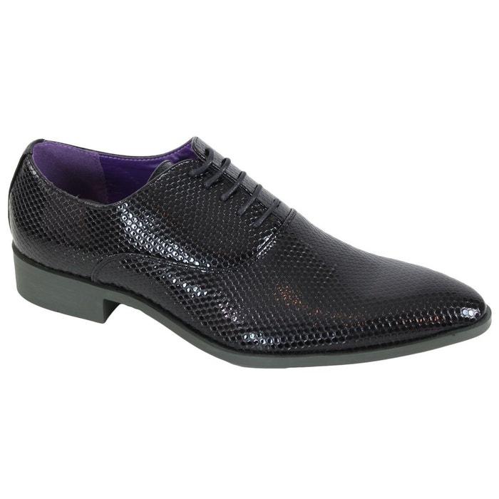 Chaussures elo536 noir Kebello