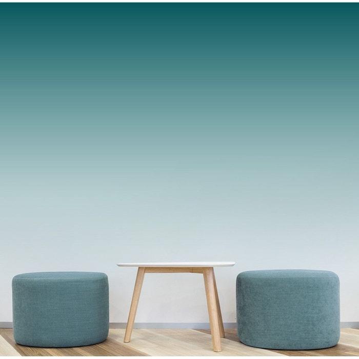 papier peint shaded spruce bleu turquoise acte deco la redoute. Black Bedroom Furniture Sets. Home Design Ideas