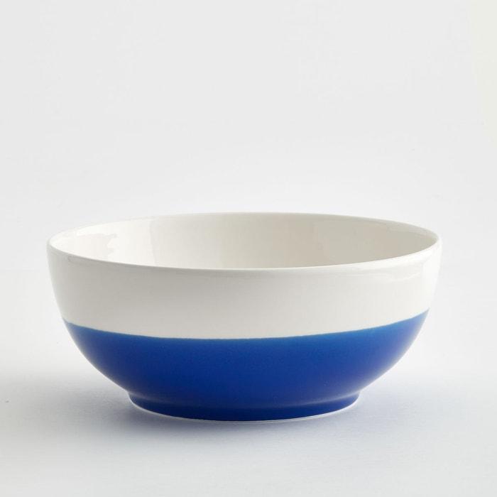 Saladier céramique bicolore, Zalato La Redoute Interieurs