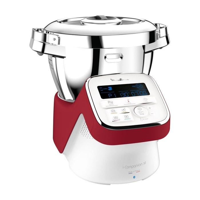 Companion Xl Prix: Robot Multifonction Connect I-companion Xl Hf908500 Rouge