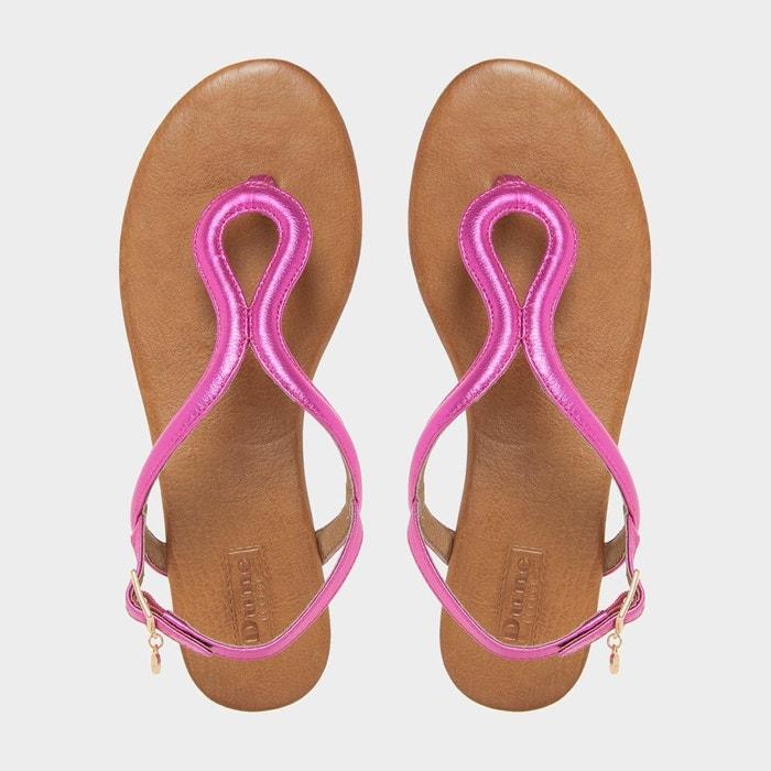 Sandales plates à brides - lexy Dune London
