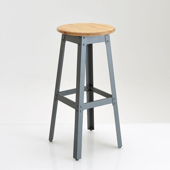 tabouret de bar en solde | la redoute - Chaise De Bar Industriel