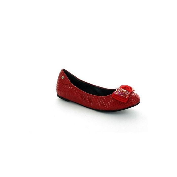 Ballerine couleur pourpre rouge 635  rouge Couleur Pourpre  La Redoute