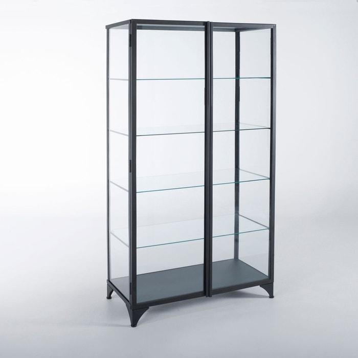 AM.PM - Etagère vitrée 2 portes Gorka | La Redoute