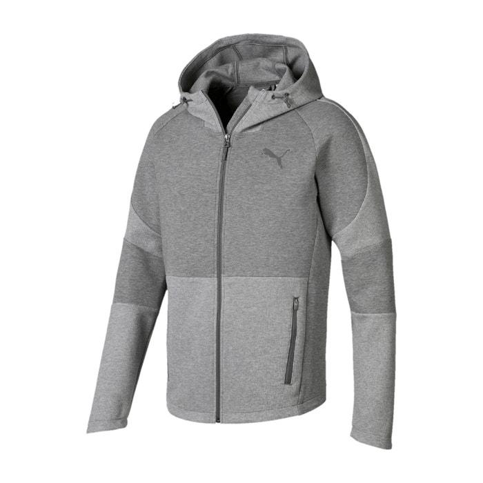 0bac7b8e347e0a Evostripe move zip-up hoodie