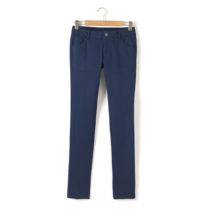 Image Pantalon slim 10-16 ans La Redoute Collections