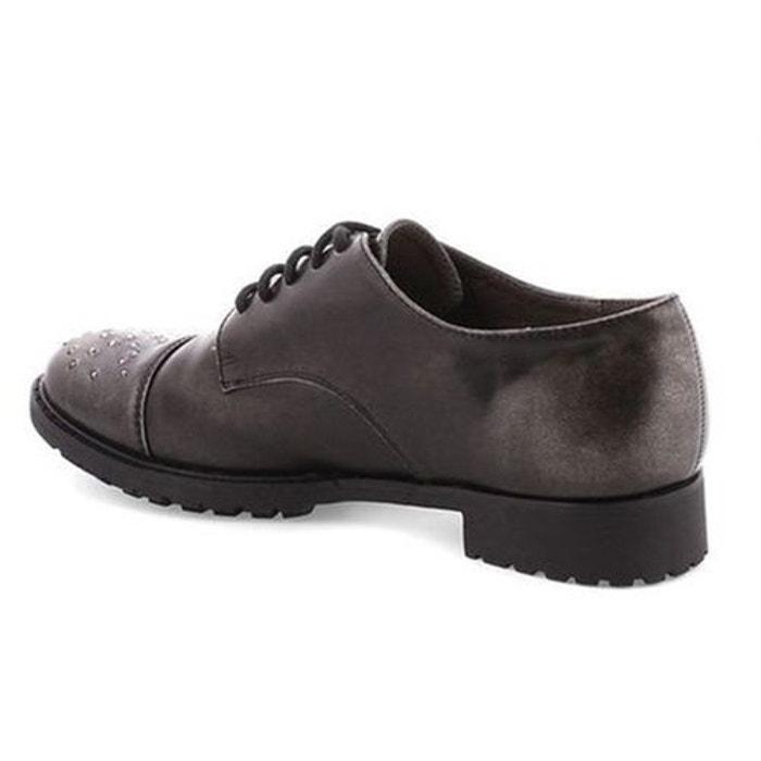 MTNG cuir simili lacets chaussures à xO7qAXS