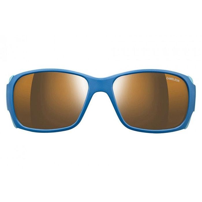 Lunettes de soleil pour femme julbo bleu monterosa bleu / turquoise Prix boutique Pas Cher ATkDD