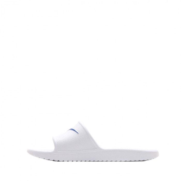 4684d44782d Sandales nike kawa shower - ref. 832528-100 blanc Nike