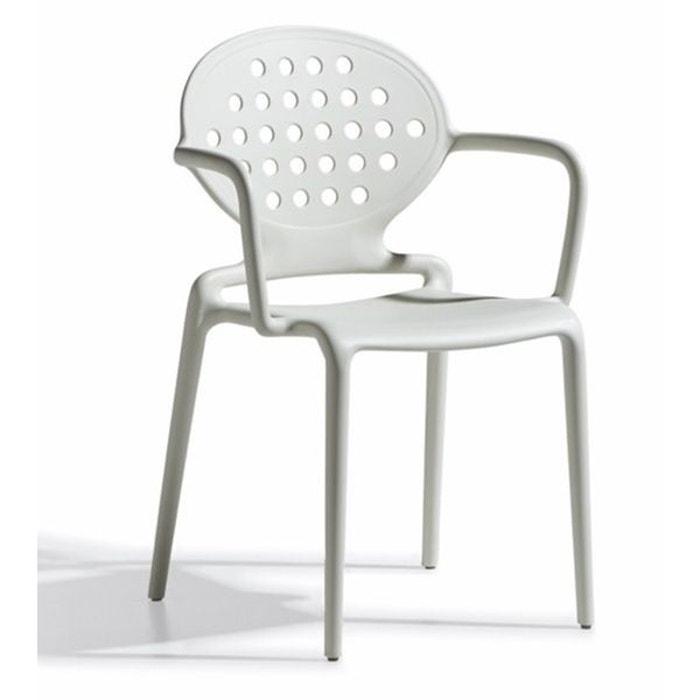 4 Chaises Design Avec Accoudoirs