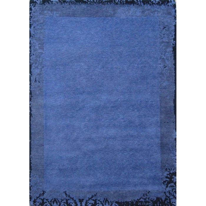 Tapis salon tapis unique en laine original nepal sable theko la redoute - Tapis laine la redoute ...