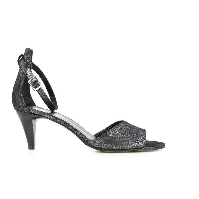 sports shoes 8a332 41329 Elizabeth Stuart ZITER 415 NOIR - Chaussures Sandale Femme WNR775MN -  destrainspourtous.fr
