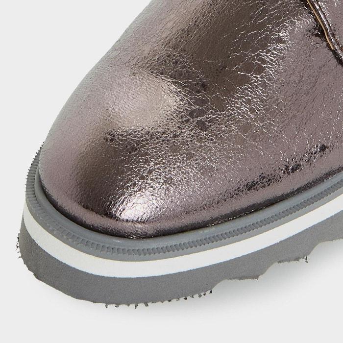 à DUNE plateforme lacets LONDON et FARYL Chaussures qURnOHCwU