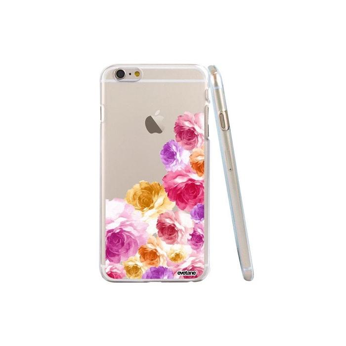 coque iphone 6 plus fleur