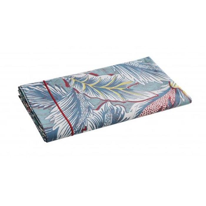 drap plat djakarta blanc des vosges la redoute. Black Bedroom Furniture Sets. Home Design Ideas