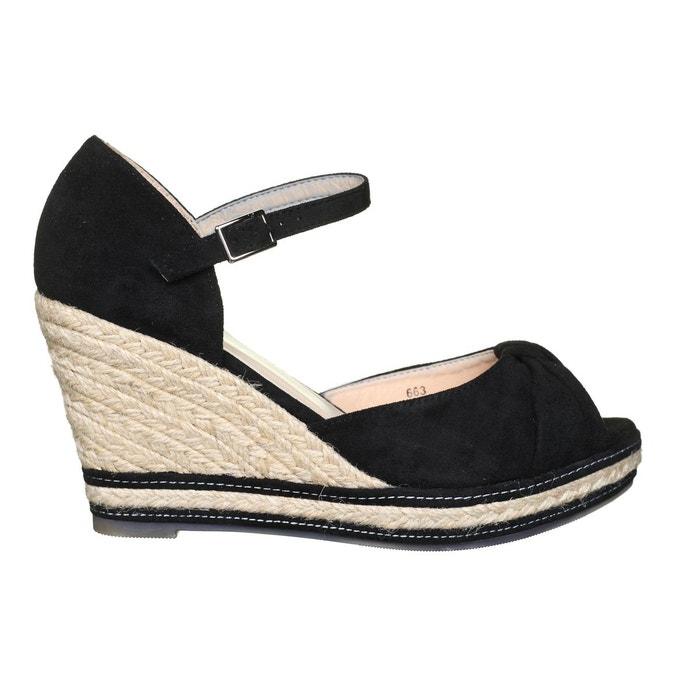 Sandale compensee gace Guess | La Redoute