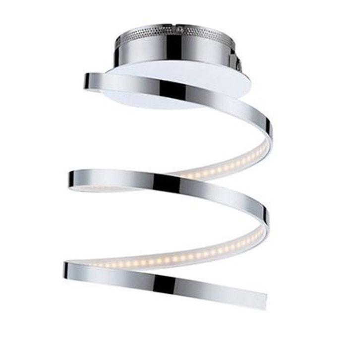 luminaire original led cotillon argent millumine la redoute. Black Bedroom Furniture Sets. Home Design Ideas