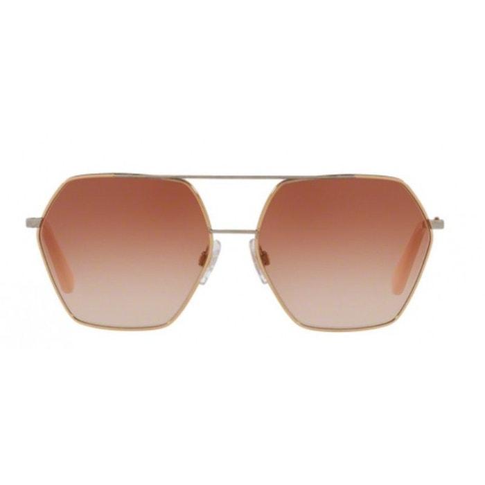 Lunettes de soleil pour femme dolce gabbana marron dg 2157 129313 59/15 marron Dolce Gabbana   La Redoute Acheter En Ligne GYNdUJZ