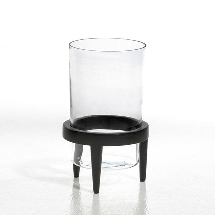 Terrarium Bocage verre et manguier, diamètre 20 cm