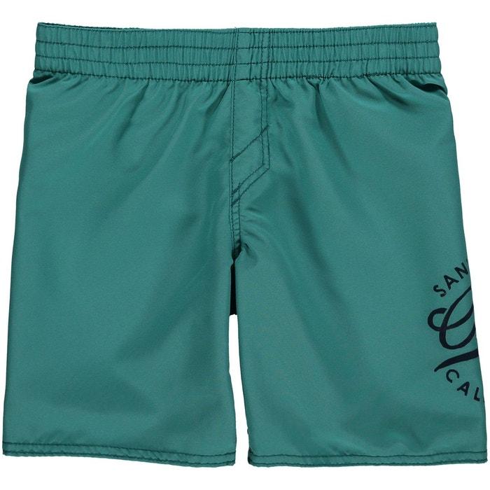 0e06e1c835c06 Short de bain surf cruz ardoise verte-bleue O'neill | La Redoute