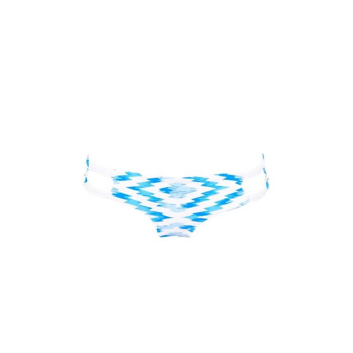 Maillot de bain bandeau bleu réversible Fregate (Haut) - M Sneakernews Vente En Ligne Prix Confortable Pas Cher Livraison Rapide En Ligne HwDlmxte