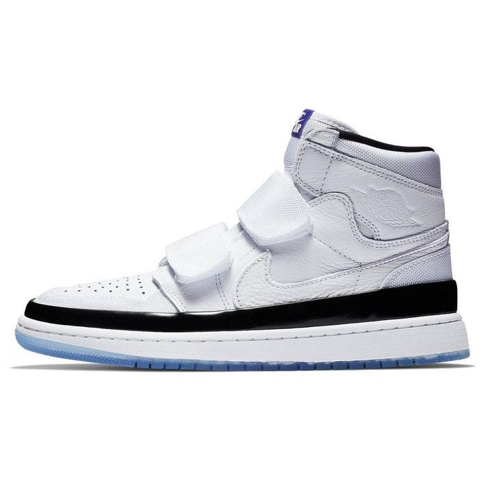 best service 8fccf 8c616 Basket nike air jordan 1 retro dbl strp - ref. aq7924-107 blanc Nike   La  Redoute