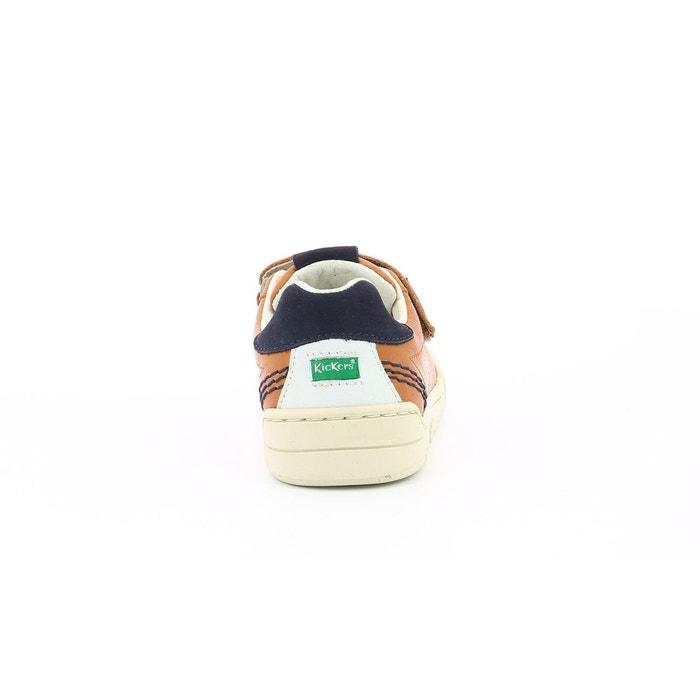 Sneakers basse Cuir Enfant Winop