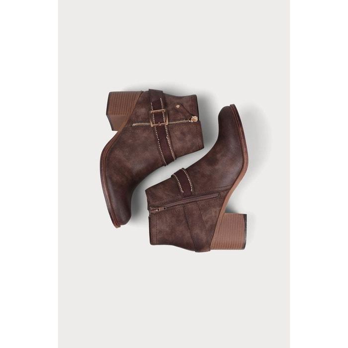 et CACHE CACHE studs Boots boucles B7AHvwWq