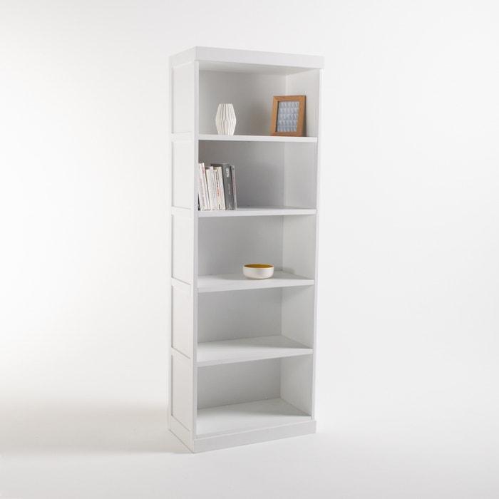 Inqaluit 5-Compartment Bookshelf
