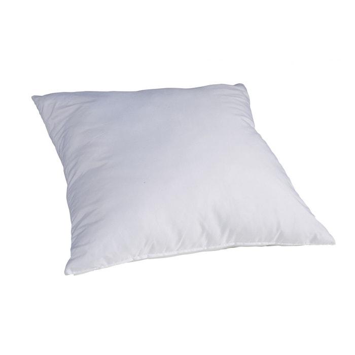 oreiller confort enveloppe coton someo blanc someo la. Black Bedroom Furniture Sets. Home Design Ideas