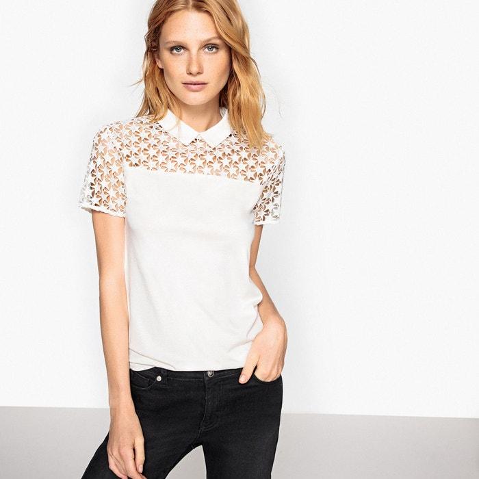 Tee shirt col polo,  chemise MADEMOISELLE R