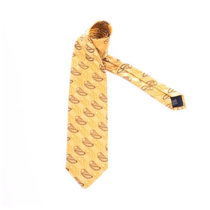 Vente Grande Vente Cravate 202 jaune Gianfranco Ferre | La Redoute De Nouveaux Styles Prix Pas Cher TlWoXH