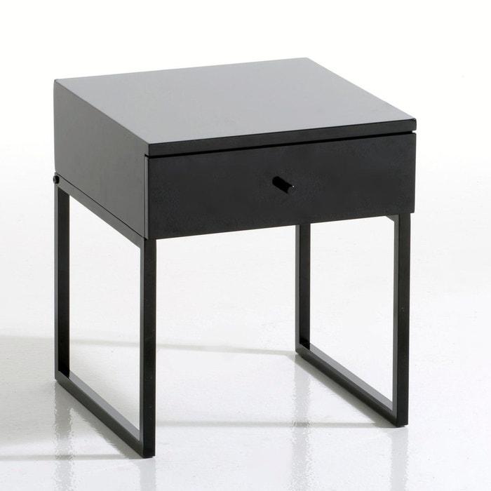 chevet 1 tiroir newark la redoute interieurs la redoute. Black Bedroom Furniture Sets. Home Design Ideas