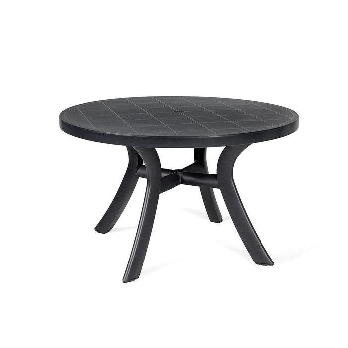 Table démontable ronde toscana 120 Nardi | La Redoute