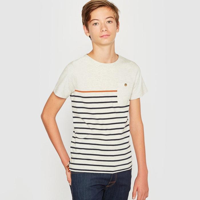 Imagen de Camiseta a rayas 10-16 años R essentiel