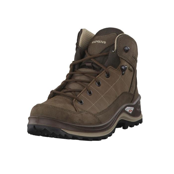 30ba2bd0a723d Chaussures de randonnée bormio gtx qc 310914 marron Lowa La Redoute  WNR775MN - destrainspourtous.fr