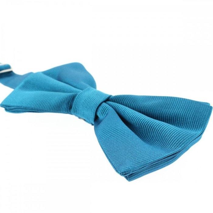 Noeud papillon soie italienne, cobalto bleu Tony Et Paul | La Redoute