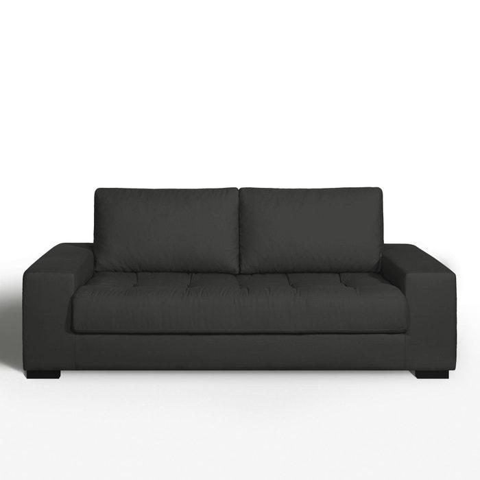 canap convertible arlon bultex coton la redoute interieurs la redoute. Black Bedroom Furniture Sets. Home Design Ideas