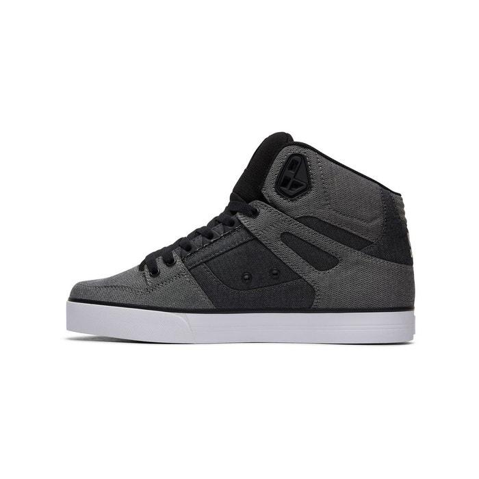 Chaussure pure wc tx se gris Dc Shoes