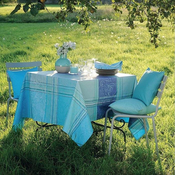 Nappe mille asters piscine bleu garnier thiebaut la redoute for Piscine la redoute