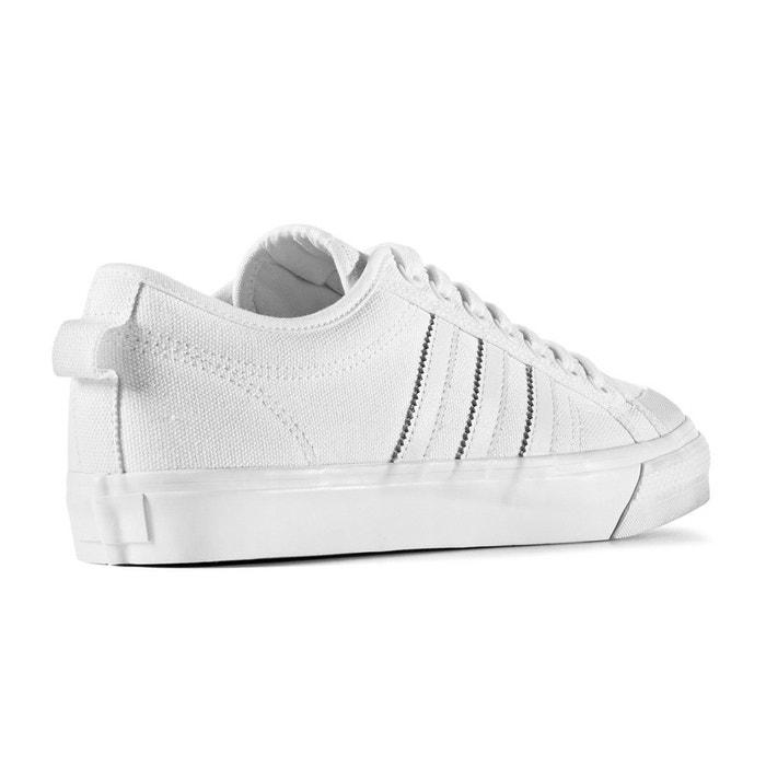 Bz0496 Adidas Nizza Originals Basket Blanc at1OAwaq