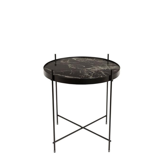 table basse cupid marbre plateau amovible zuiver la redoute. Black Bedroom Furniture Sets. Home Design Ideas