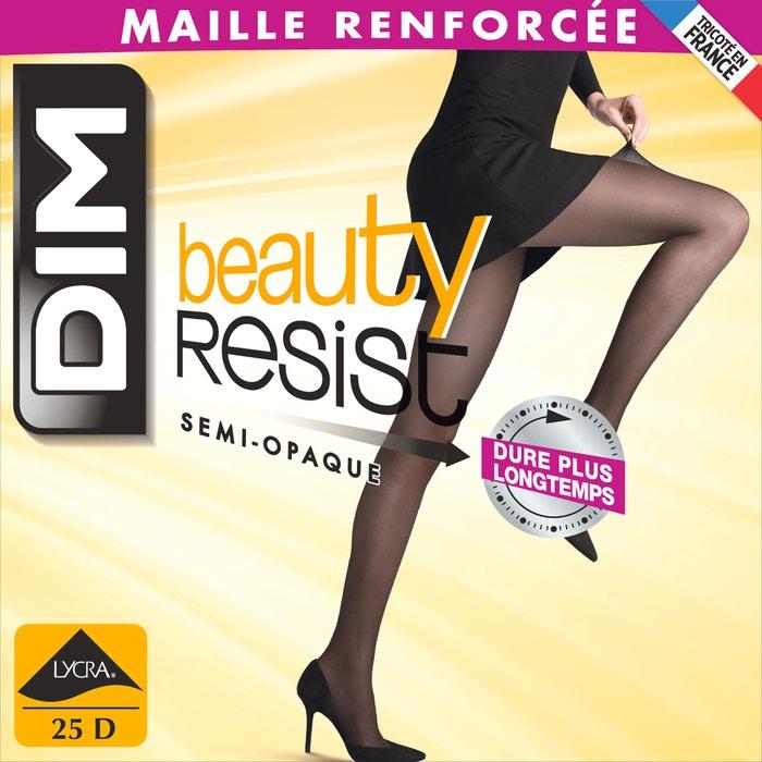 Image Collant Beauty resist semi-opaque 25 deniers DIM
