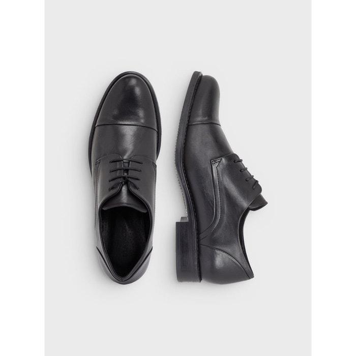 Chaussures habillées avec embout Bianco