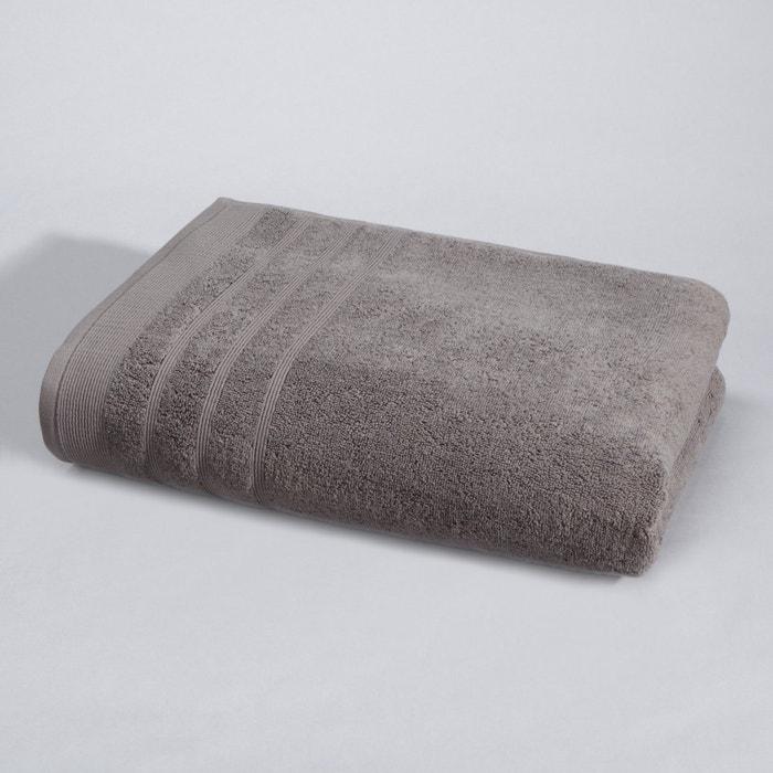 Image Maxi 100% Cotton Bath Sheet La Redoute Interieurs
