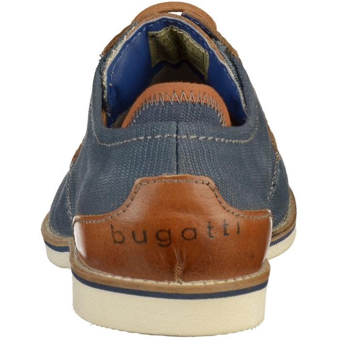 Derbies bleu Bugatti