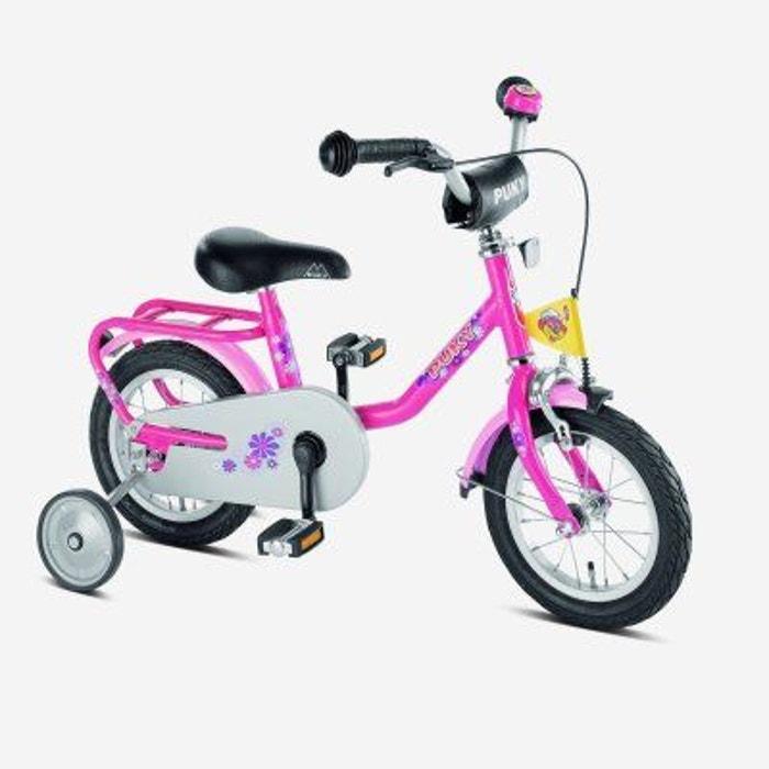 bicyclette v lo z2 lovely rose sans stabilisateurs rose puky la redoute. Black Bedroom Furniture Sets. Home Design Ideas